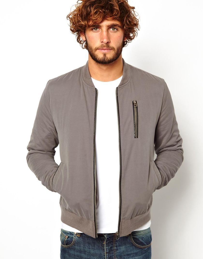 Top best model men bomber jacket outfit 54