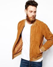 Top best model men bomber jacket outfit 57