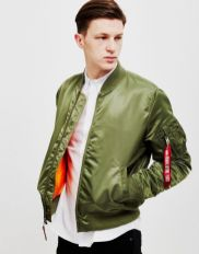 Top best model men bomber jacket outfit 71