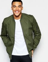 Top best model men bomber jacket outfit 77