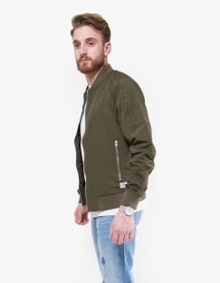 Top best model men bomber jacket outfit 9