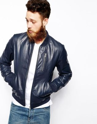 Top best model men bomber jacket outfit 93