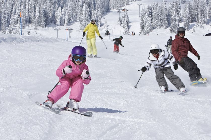 Adorable skiing outfit for your lovely kids 20