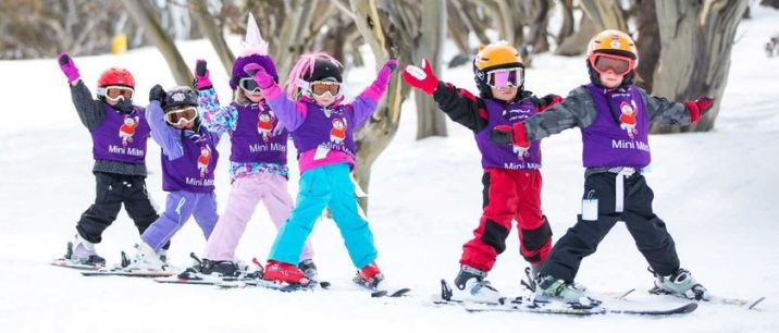 Adorable skiing outfit for your lovely kids 24