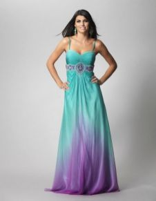 Awesome elegance turquoise bridesmaid dress 11