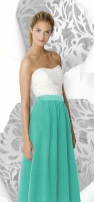Awesome elegance turquoise bridesmaid dress 11 1