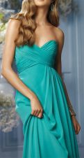 Awesome elegance turquoise bridesmaid dress 16