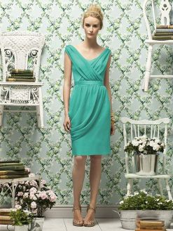 Awesome elegance turquoise bridesmaid dress 17 1
