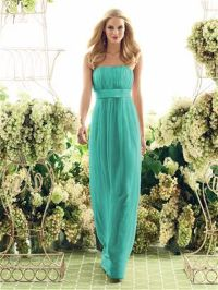 Awesome elegance turquoise bridesmaid dress 25