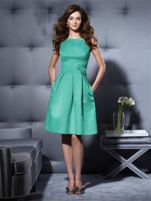 Awesome elegance turquoise bridesmaid dress 26 1