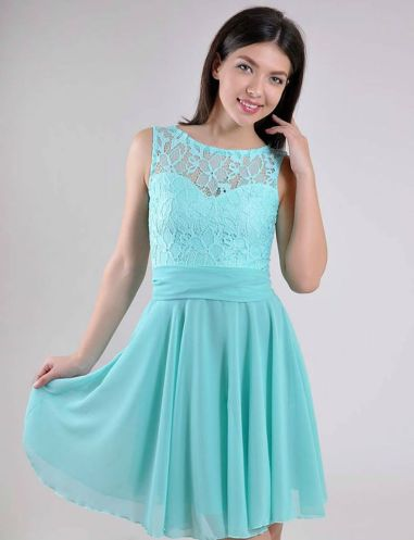 Awesome elegance turquoise bridesmaid dress 35