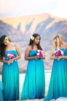 Awesome elegance turquoise bridesmaid dress 39