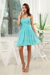 Awesome elegance turquoise bridesmaid dress 45