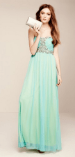 Awesome elegance turquoise bridesmaid dress 50