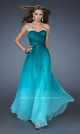 Awesome elegance turquoise bridesmaid dress 6