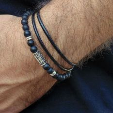 Awesome handmade bracelet for men 39