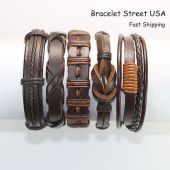 Awesome handmade bracelet for men 45