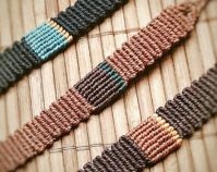 Awesome handmade bracelet for men 85