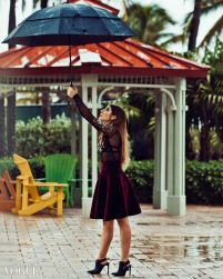 Awesome rainy day outfit style 29