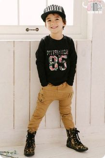 Cool boys kids fashions outfit style 22