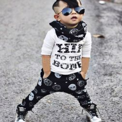Cool boys kids fashions outfit style 31