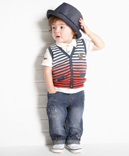 Cool boys kids fashions outfit style 34