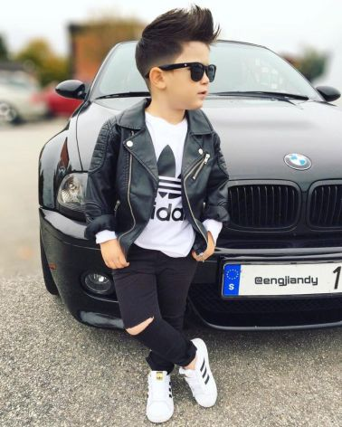 Cool boys kids fashions outfit style 41