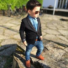 Cool boys kids fashions outfit style 45