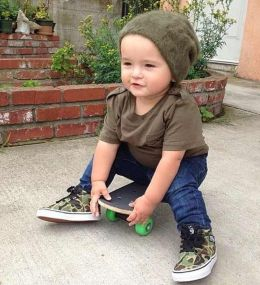 Cool boys kids fashions outfit style 51