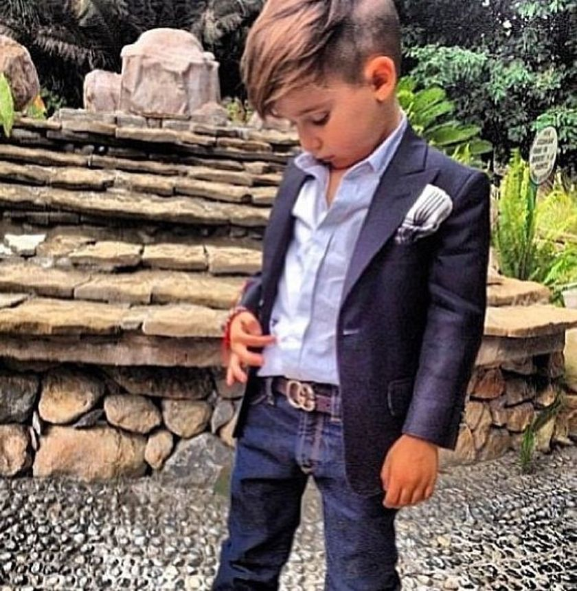 Cool boys kids fashions outfit style 58