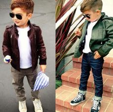 Cool boys kids fashions outfit style 69