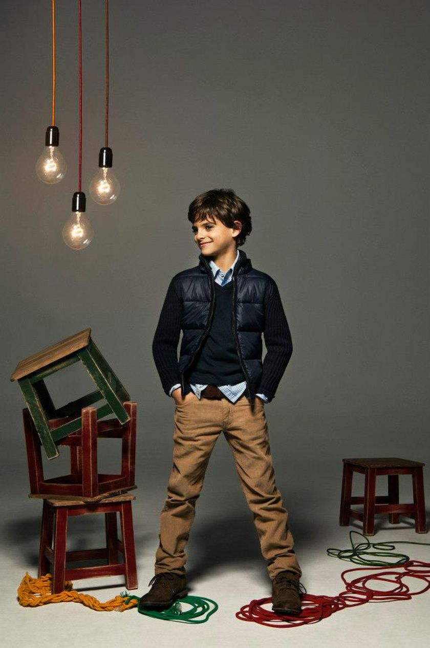 Cool boys kids fashions outfit style 80