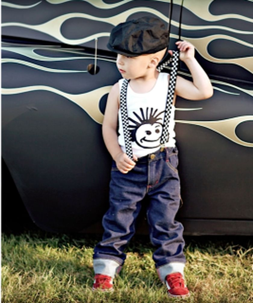 Cool boys kids fashions outfit style 91