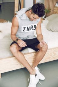 Cool mens gym and workout outfits style 10