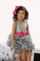 Cute bridesmaid dresses for little girls ideas 40