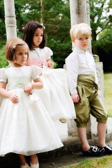 Cute bridesmaid dresses for little girls ideas 47