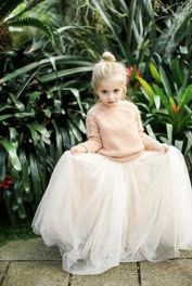Cute bridesmaid dresses for little girls ideas 74