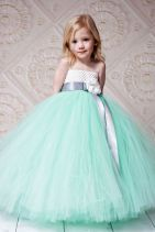 Cute bridesmaid dresses for little girls ideas 76