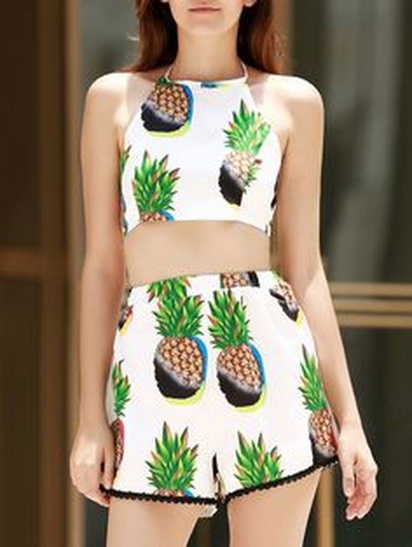 Cute pineapple tank top must you have 18