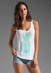 Cute pineapple tank top must you have 33