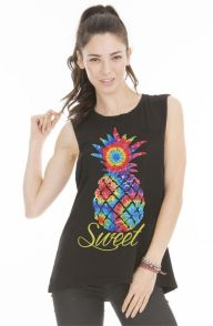Cute pineapple tank top must you have 42