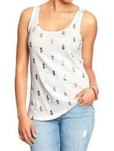 Cute pineapple tank top must you have 47