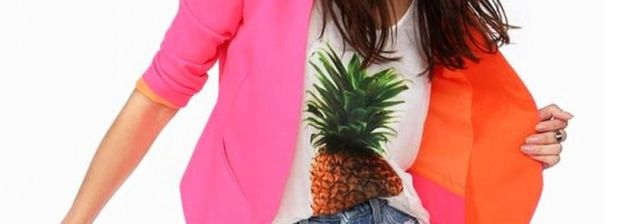 Cute pineapple tank top featured