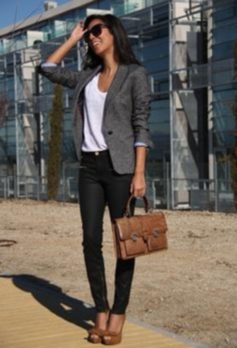 Fashionable job interview outfit for teens need to copy 6