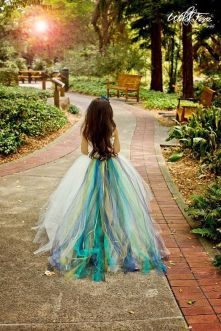 Gorgeous flower girl lace dresses ideas 19