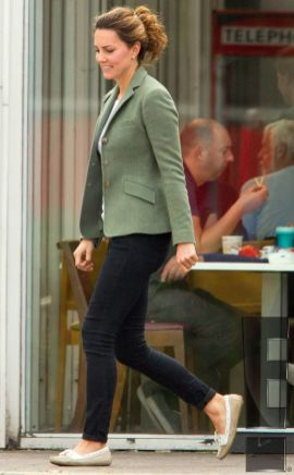Kate middleton casual style outfit 9