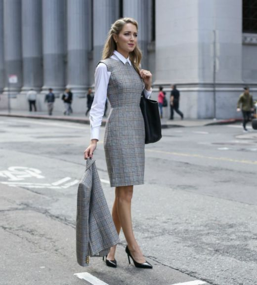 Marvelous creative formal outfits for work and job interview 16