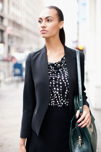 Marvelous creative formal outfits for work and job interview 2