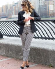 Marvelous creative formal outfits for work and job interview 84