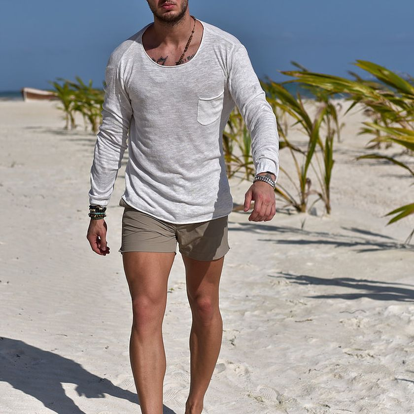 Mens fashions should wear while on the beach 22